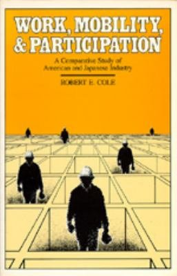 Work  Mobility  and Participation PDF