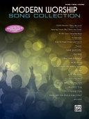 Modern Worship Song Collection PDF