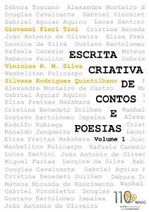 Escrita Criativa De Contos E Poesias   Vol  1 PDF