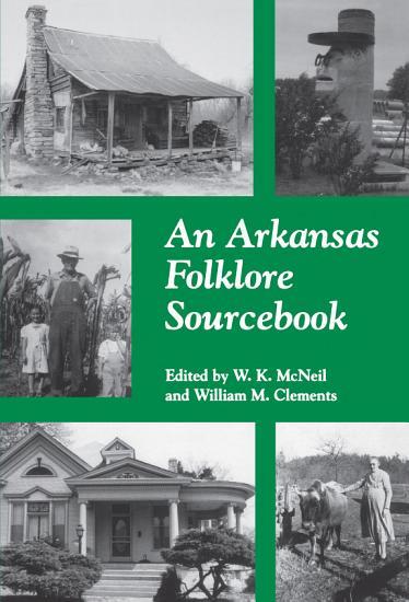 An Arkansas Folklore Sourcebook PDF