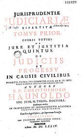 De jure et justitia commutatina... authore R. P. Christophoro Haunoldo