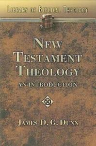 New Testament Theology Book