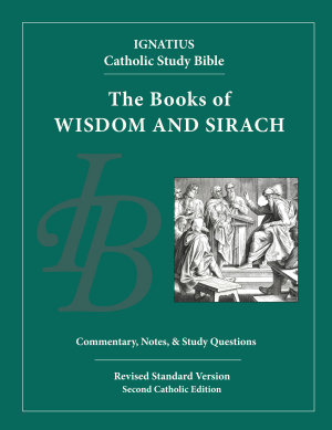 Wisdom and Sirach