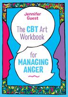 The CBT Art Workbook for Managing Anger PDF