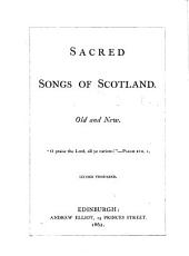 Sacred Songs of Scotland ... Second thousand