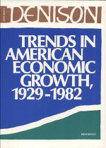 Trends in American Economic Growth