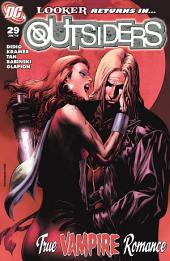 The Outsiders (2007-) #29