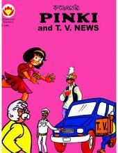 Pinki Aur T V News English