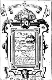 Dibujo del frai Joan de la Cruz primer descalco
