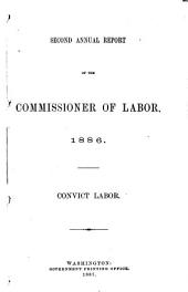 Annual Report of the Commissioner of Labor: Volume 2