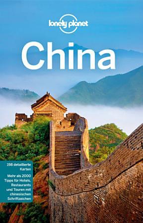 Lonely Planet Reisef  hrer China PDF