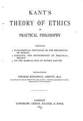 Theory of Ethics