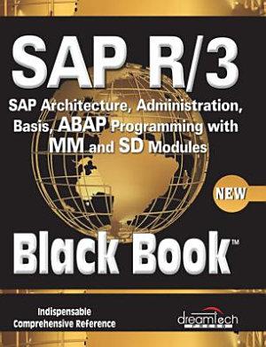 Sap R 3 Black Book PDF