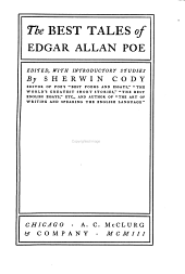 The Best Tales of Edgar Allan Poe