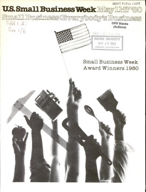 U S  Small Business Week