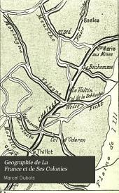 Geographie de La France et de Ses Colonies