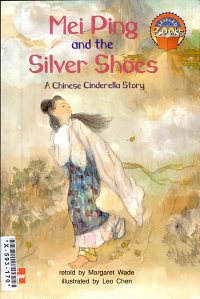Mei Ping and the Silver Shoes Book