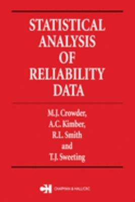 Statistical Analysis of Reliability Data PDF