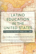 Latino Education in the United States PDF