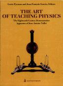 The Art of Teaching Physics