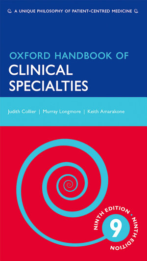 Oxford Handbook of Clinical Specialties