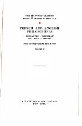 The Harvard Classics: Volume 34