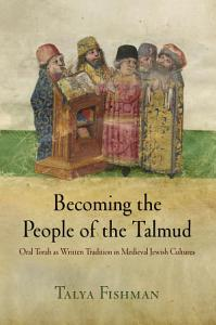 Becoming the People of the Talmud Book