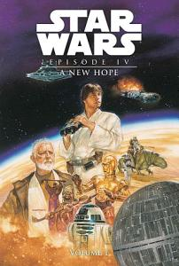 Star Wars  Episode Four  a New Hope Book
