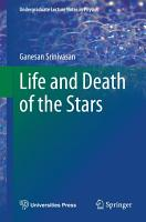 Life and Death of the Stars PDF