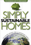 Simple Sustainable Homes