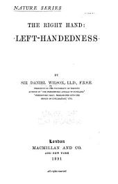 The Right Hand: Left-handedness