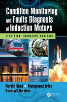 Condition Monitoring and Faults Diagnosis of Induction Motors PDF