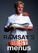 Download Ramsay s Best Menus Book