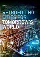 Retrofitting Cities for Tomorrow s World PDF