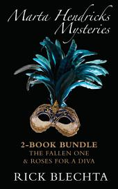 Masques and Murder — Death at the Opera 2-Book Bundle: The Fallen One / Roses for a Diva