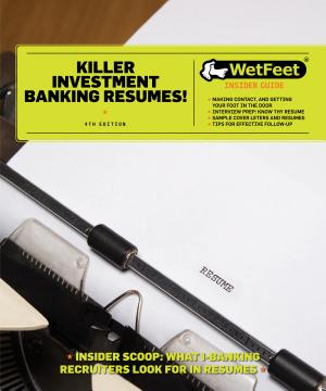 Killer Investment Banking Resumes  4th Ed  PDF