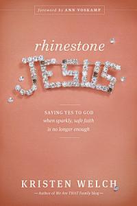 Rhinestone Jesus Book