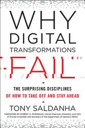 Why Digital Transformations Fail Book PDF