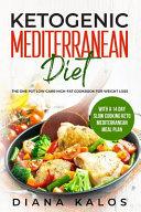 Ketogenic Mediterranean Diet