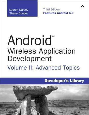 Android Wireless Application Development PDF