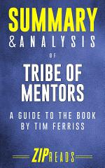 Summary & Analysis of Tribe of Mentors
