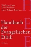 Handbuch der Evangelischen Ethik PDF