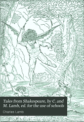 Tales from Shakespeare, by C. and M. Lamb, ed. for the use of schools