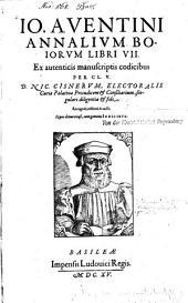 Annales Boiorum