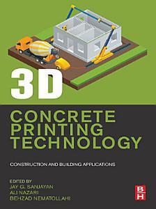 3D Concrete Printing Technology PDF