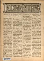 California Fruit News: Volume 53, Issue 1451
