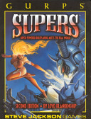 Gurps Supers Book PDF