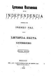 Leyendas históricas de la independencia ...