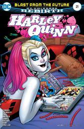 Harley Quinn (2016-) #21