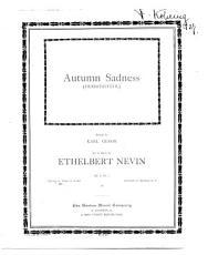 Autumn Sadness PDF